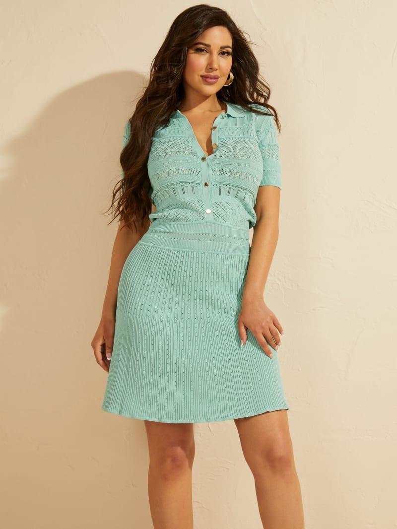 Janelle Sweater Dress