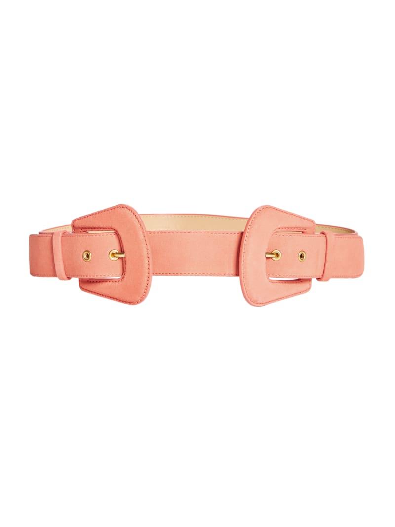 Suede Waist Belt