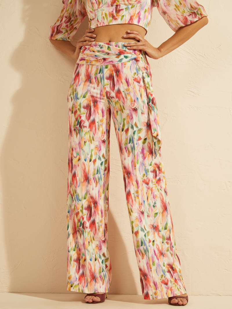 Watercolor Soft Pant