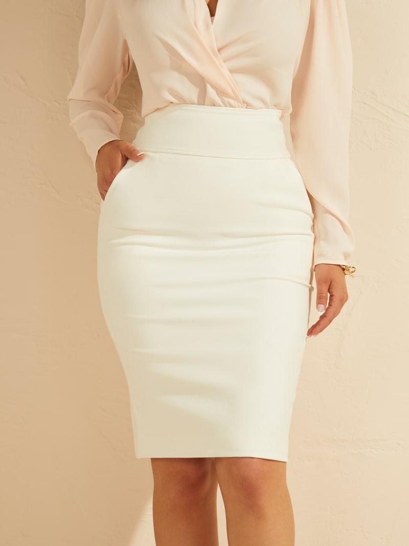 Hari High-Rise Pencil Skirt