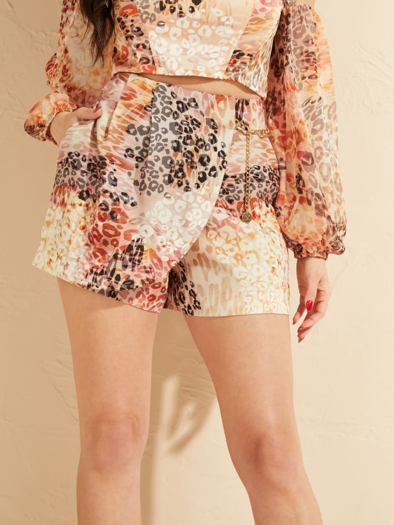Wild Dream Printed Short