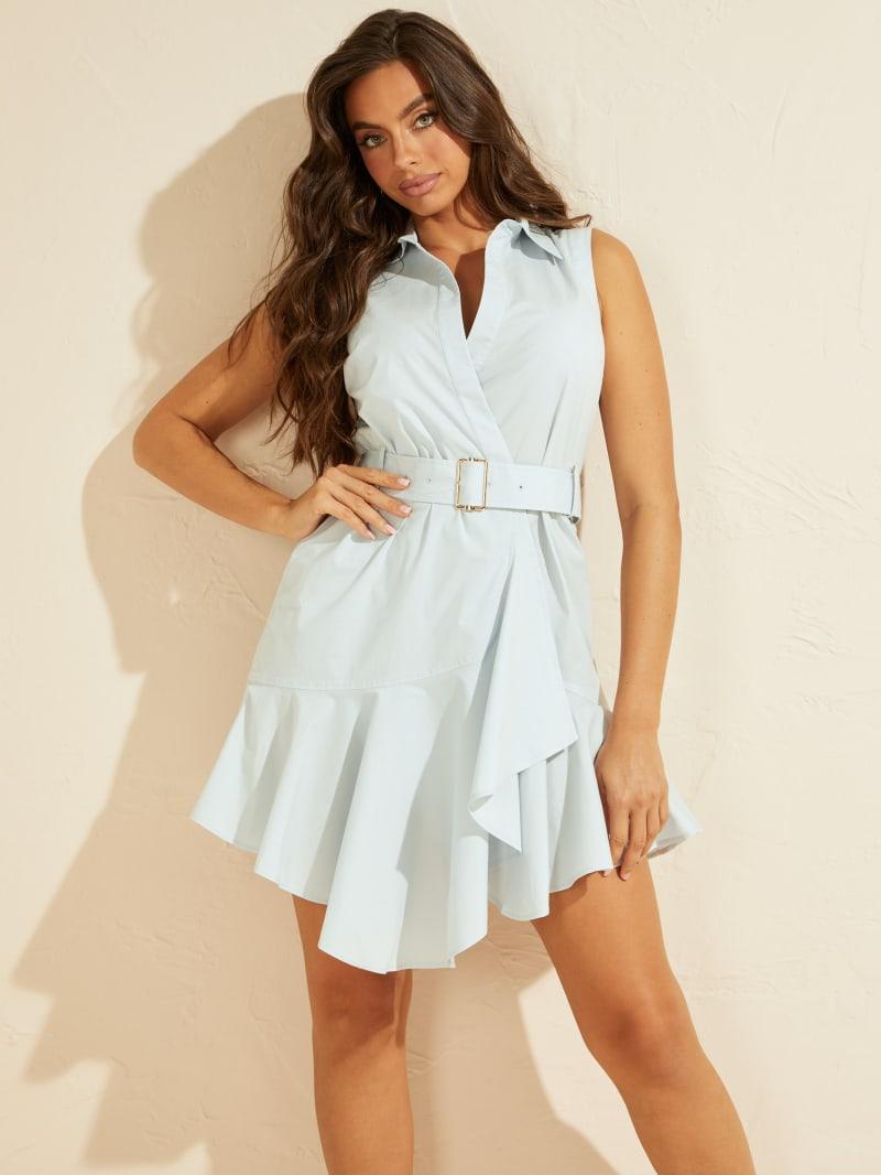 Yara Poplin Dress