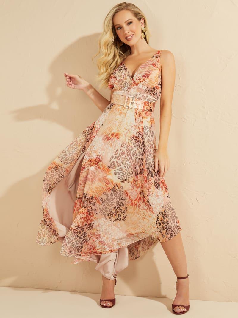 Wild Dream Maxi Dress