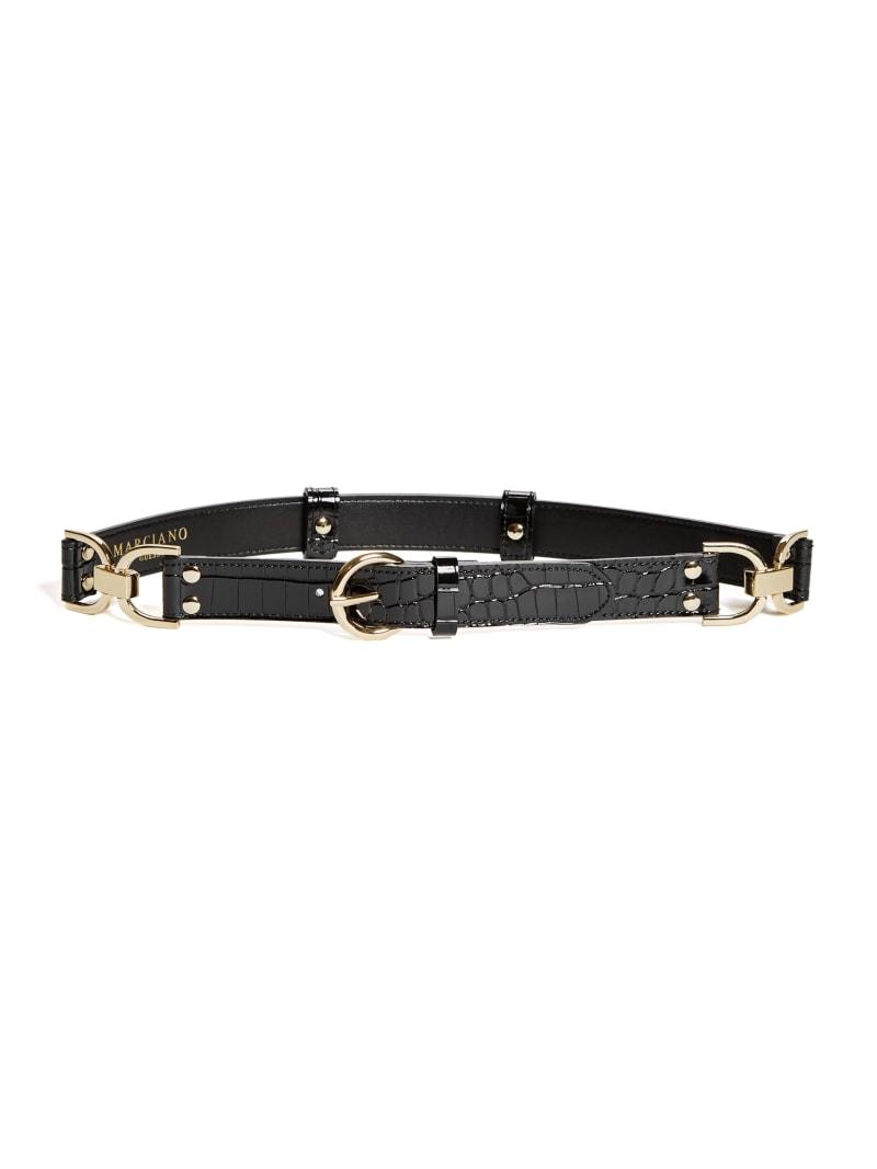 Crocodile Hardware Belt