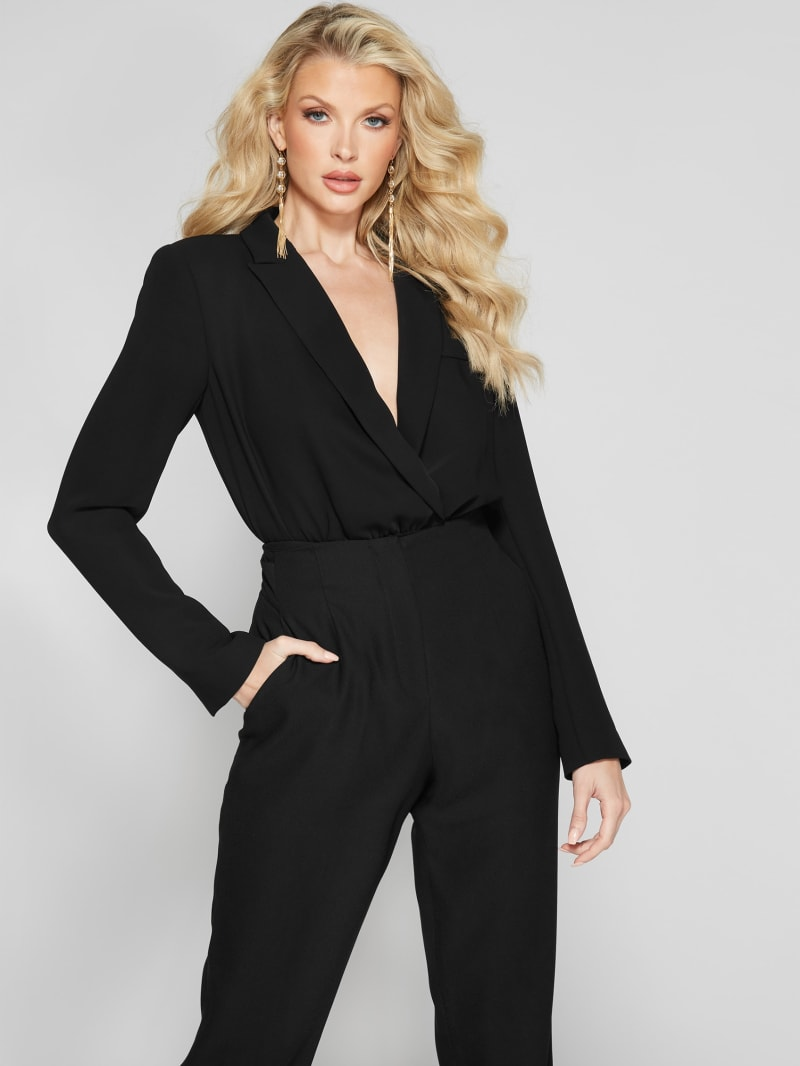 Reign Tuxedo Bodysuit