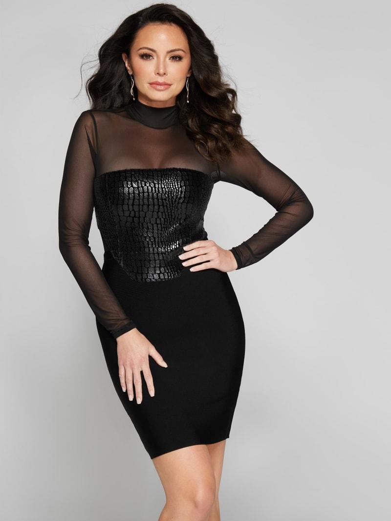 Rowan Textured Dress
