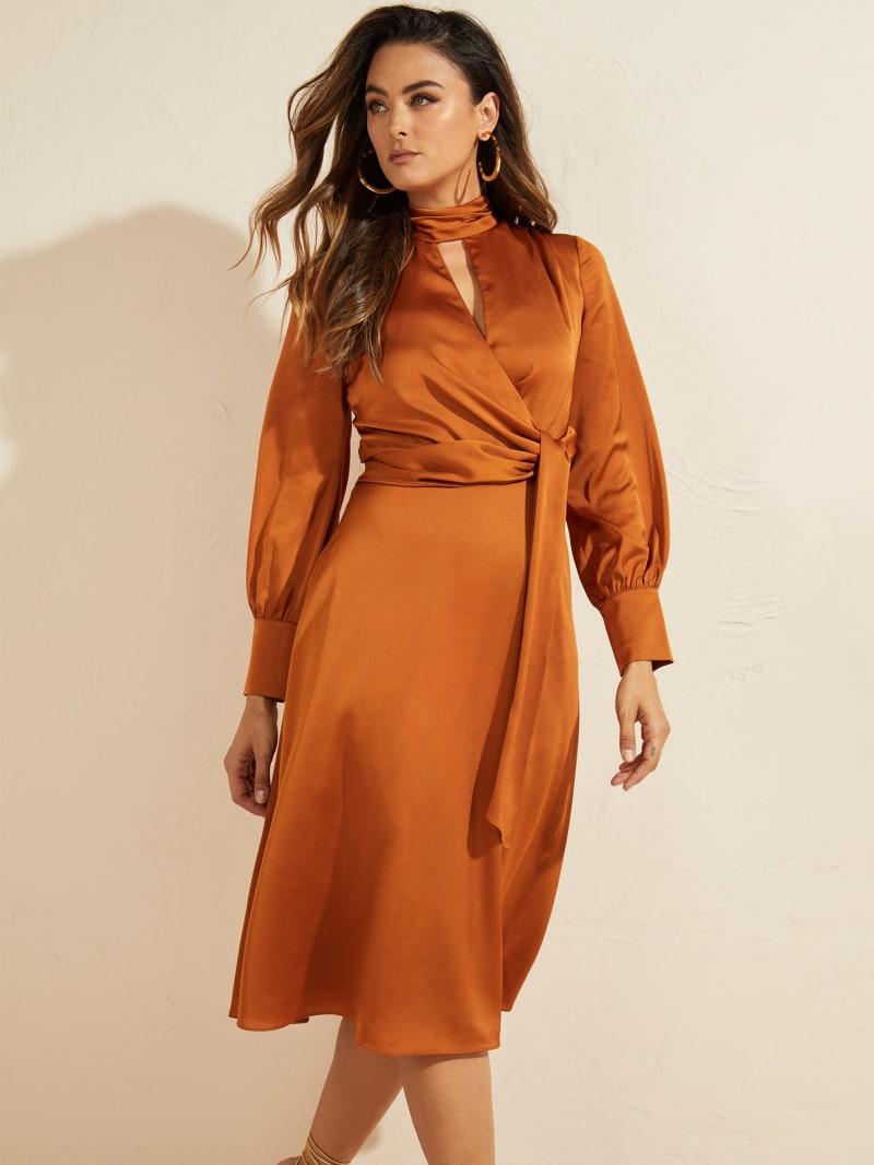 Kristin Tie Dress
