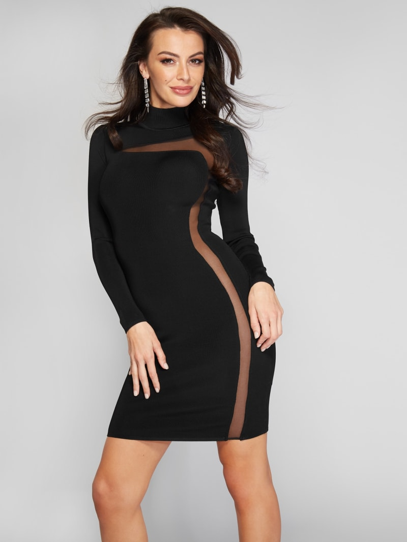In Orbit Bandage Dress
