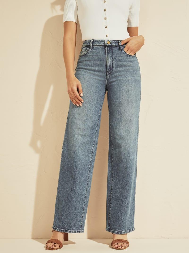 Farrah 70s High-Rise Jean