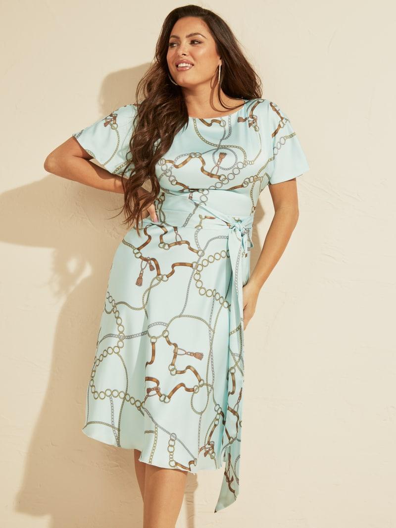 Linked Up Dress