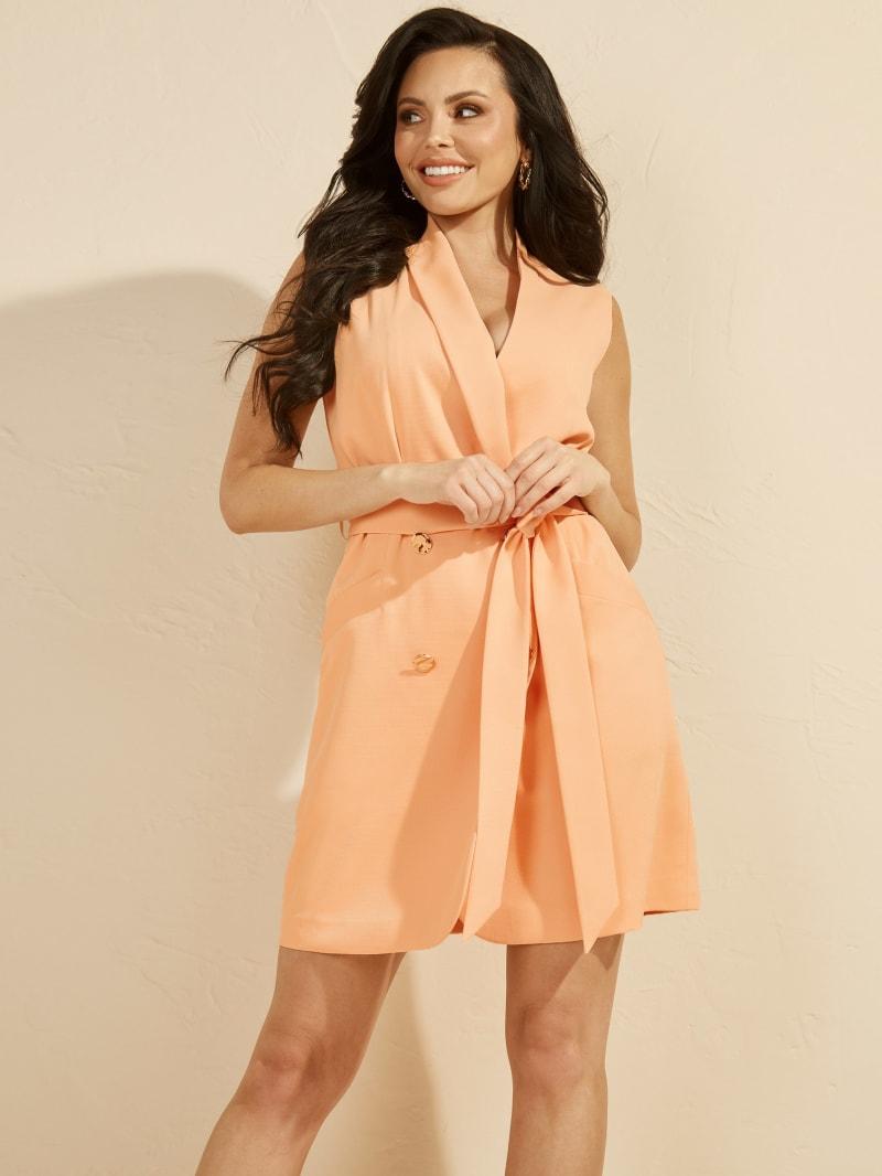 Becca Tuxedo Dress