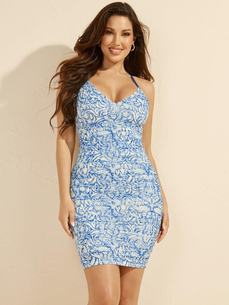 Kaylee Mesh Dress