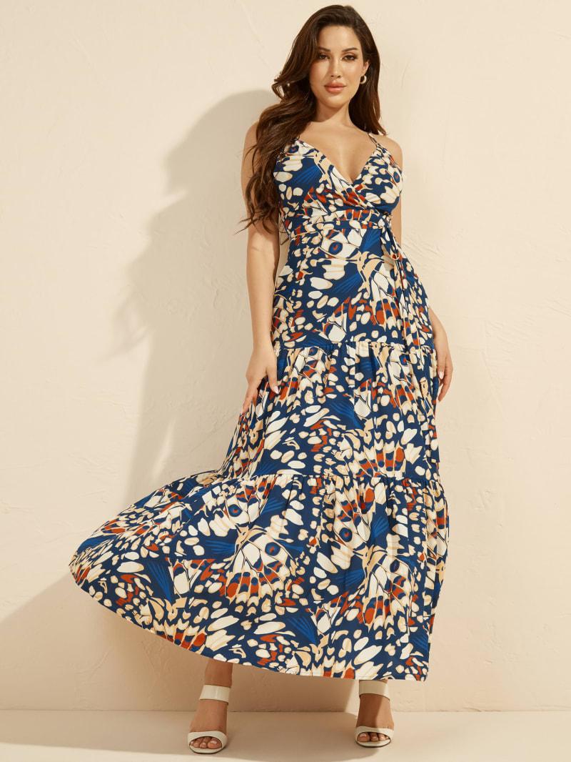 Papillon Tiered Dress