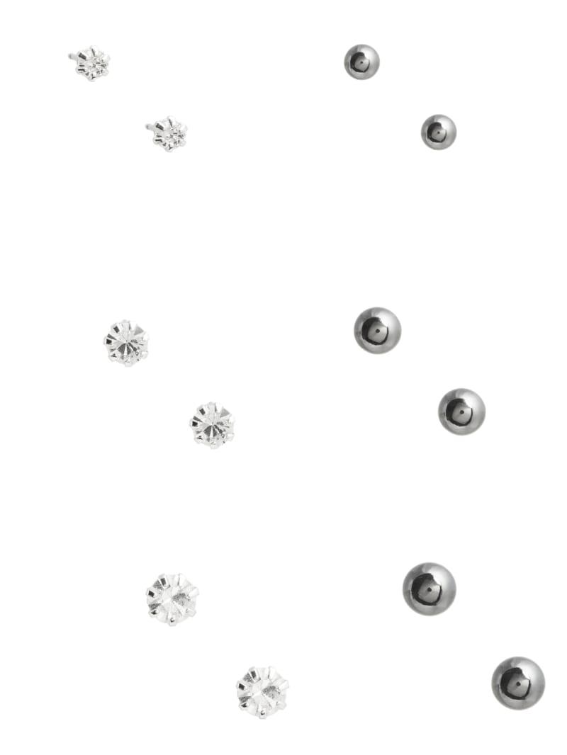 Basic Stud Earrings Set