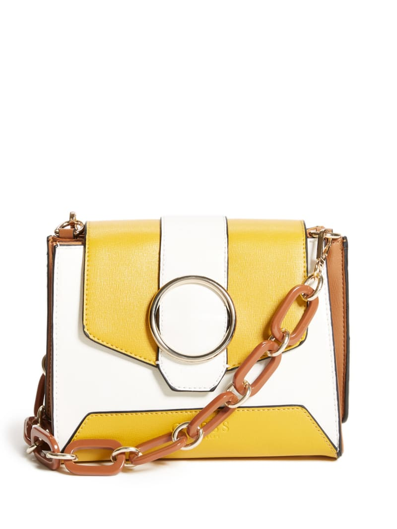 Mabel Belted Small Satchel