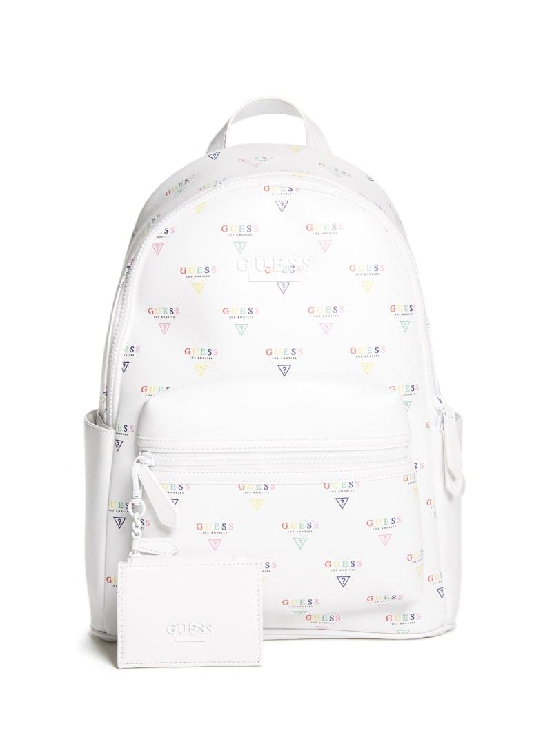 Naya Faux-Leather Backpack