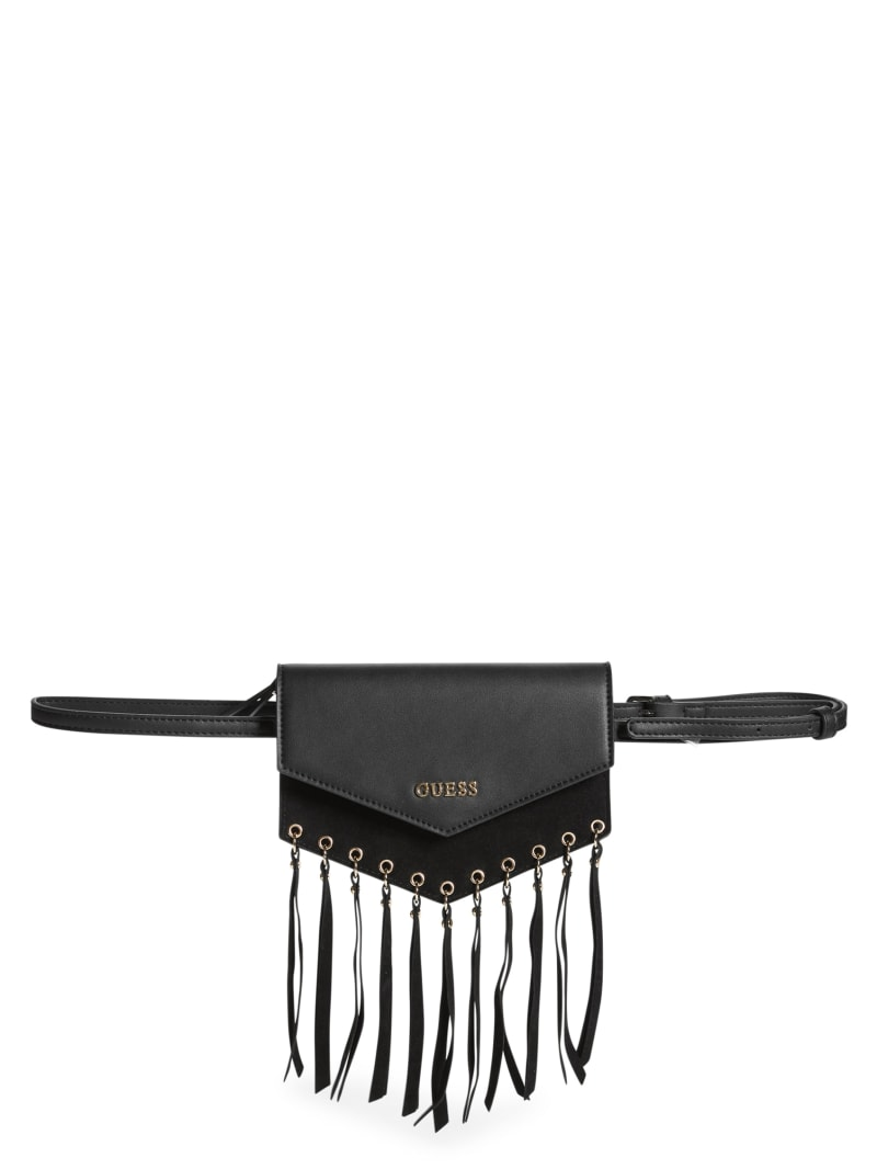 Danah Fringe Belt Bag