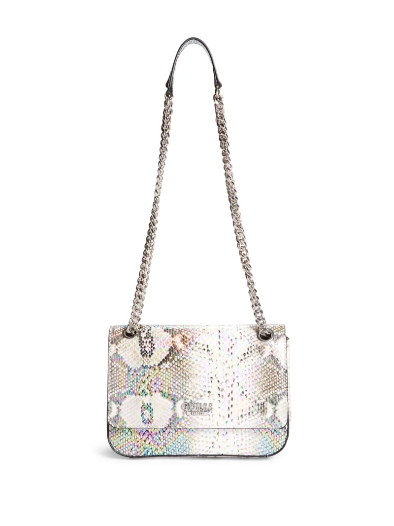 Iridescent Snake Crossbody