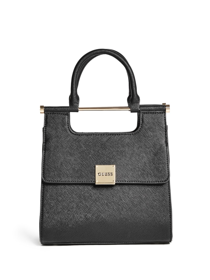 Rachel Metal Bar Tote