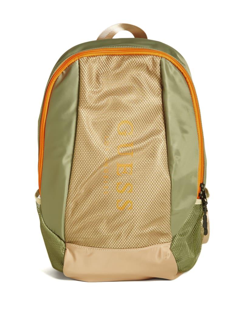 Sleek Logo Backpack