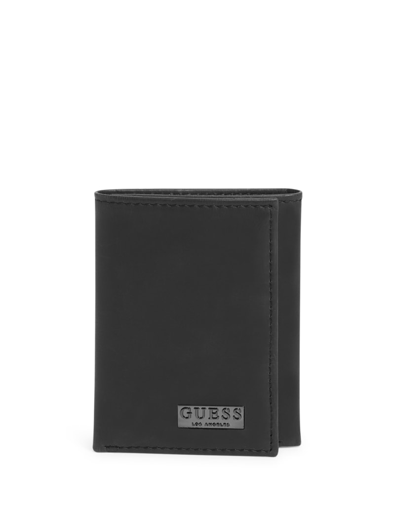 Alexandre Leather Trifold Wallet