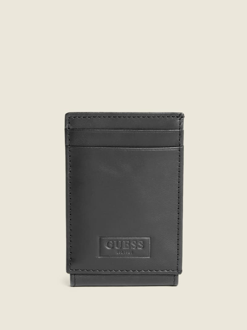 West Wide Magnetic Wallet