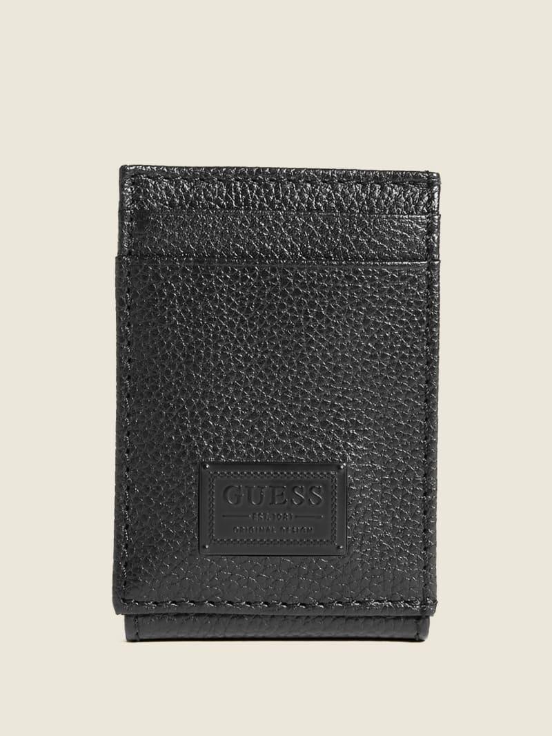Bishop Magnetic Fold Wallet
