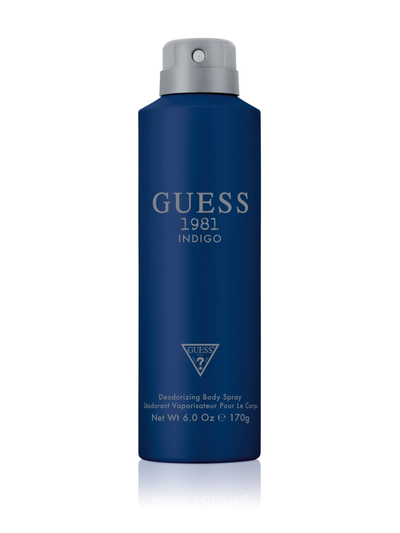 GUESS 1981 Indigo Body Spray,6.0 Oz