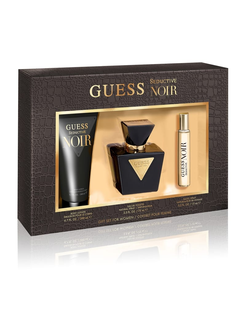 Seductive Noir for Women Gift Set