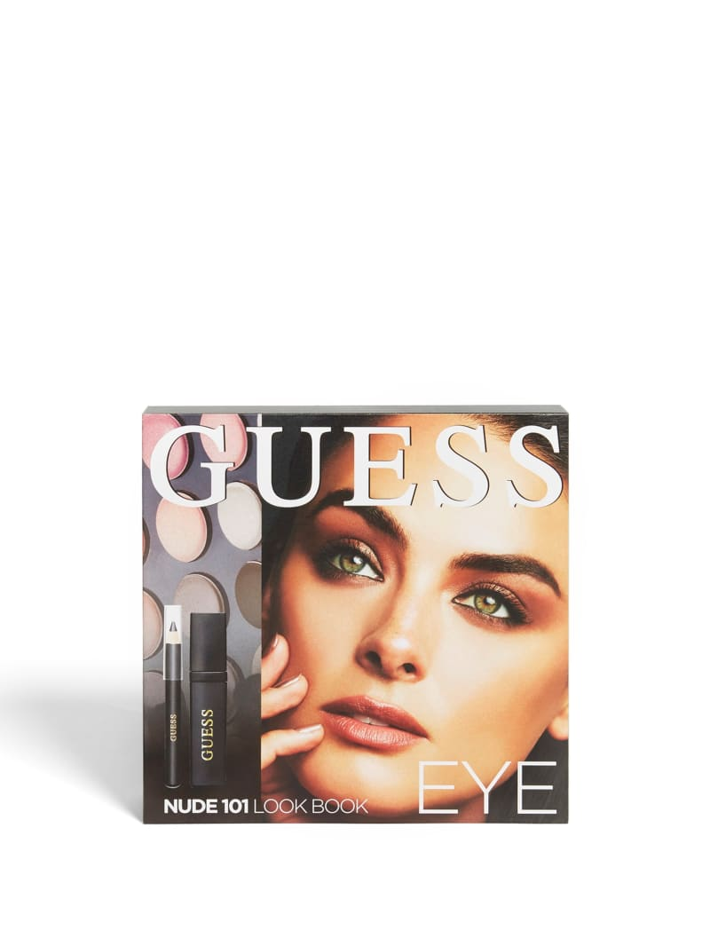 GUESS Beauty Nude 101 Eye Lookbook