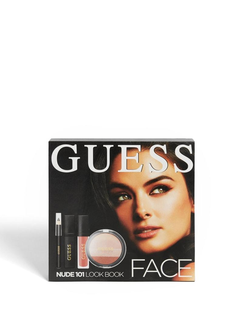 GUESS Beauty Nude 101 Face Lookbook