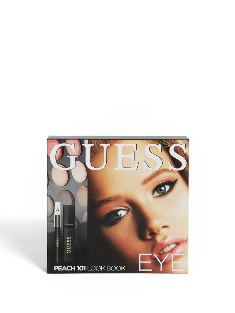 GUESS Beauty Peach 101 Eye Lookbook
