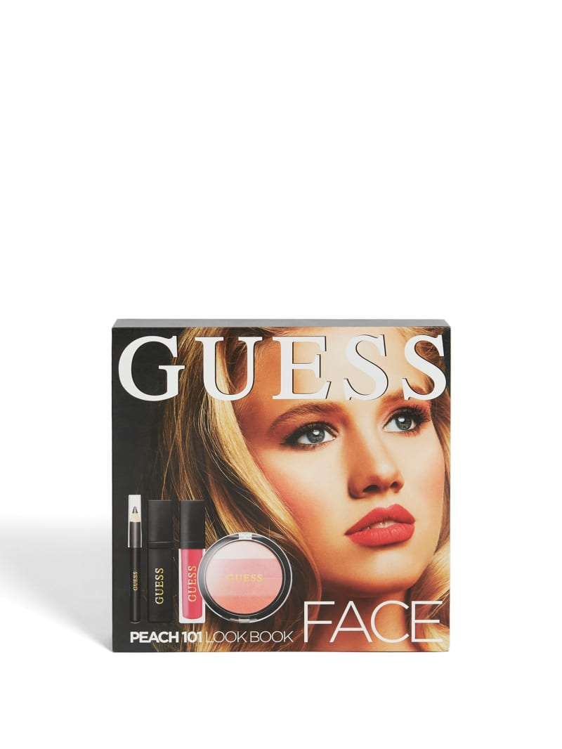 GUESS Beauty Peach 101 Face Lookbook