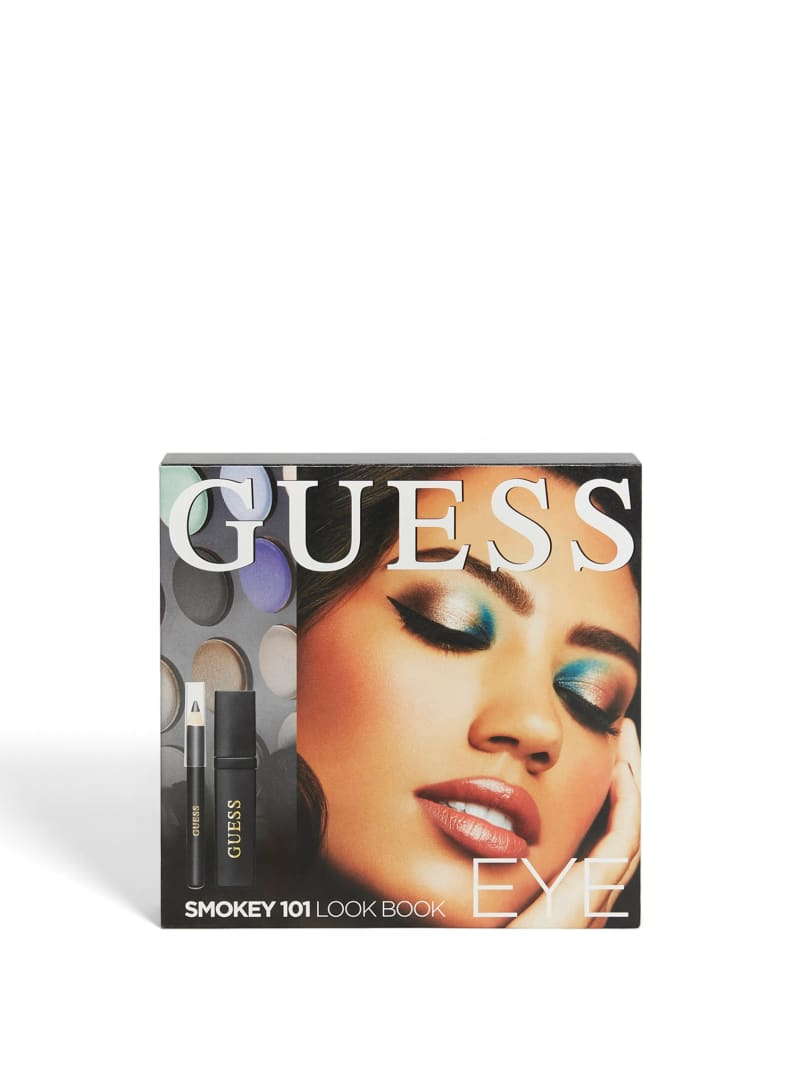 GUESS Beauty Smokey 101 Eye Lookbook