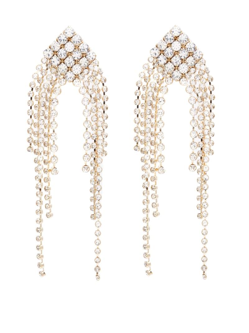 Spider Rhinestone Earring