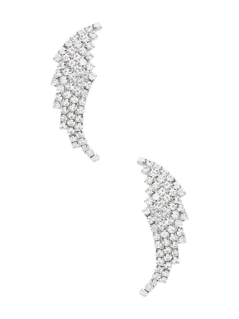 Crystal Lightning Earring