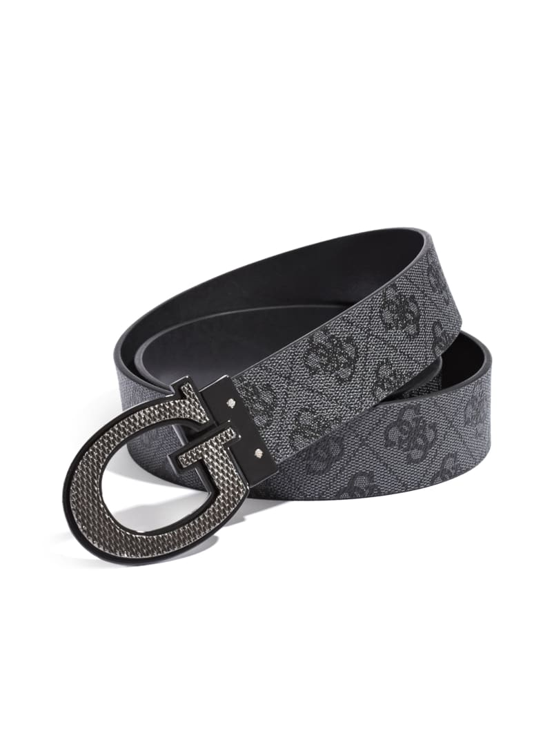 Reversible G Logo Buckle Belt