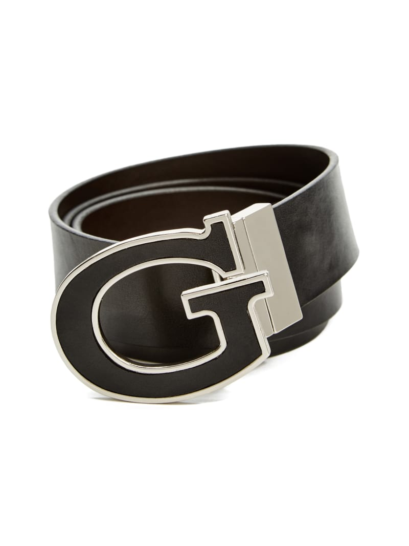 Reversible G Buckle Belt