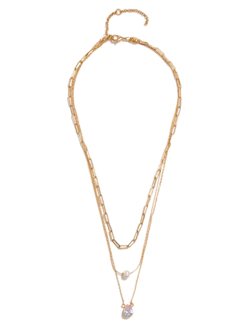 Dainty Shell Layered Necklace