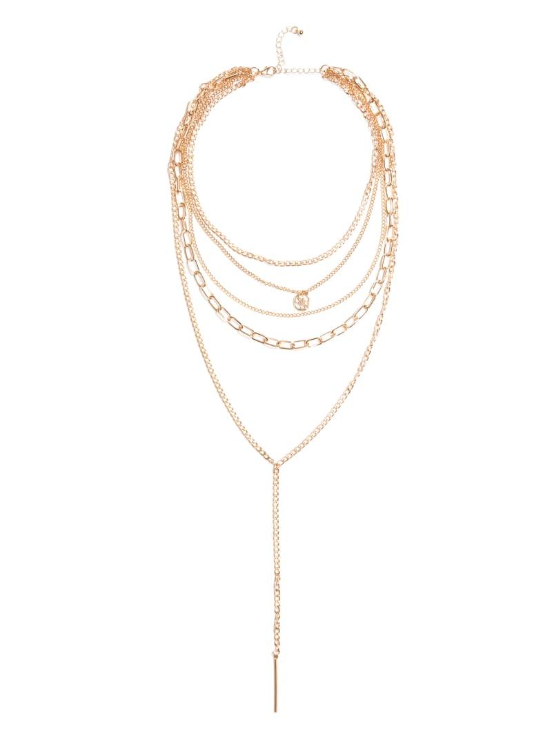Quattro G Layered Necklace