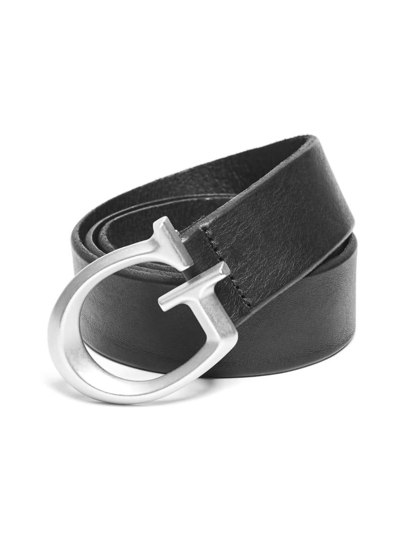 Jack G Buckle Belt