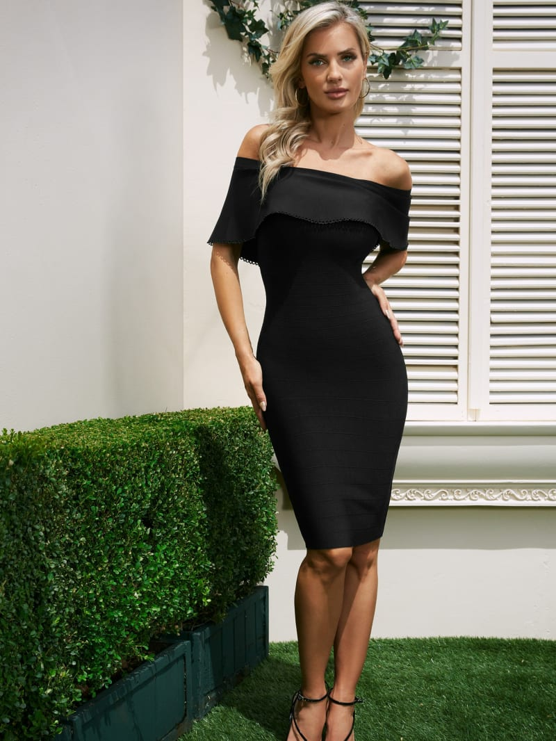Meldon Bandage Dress