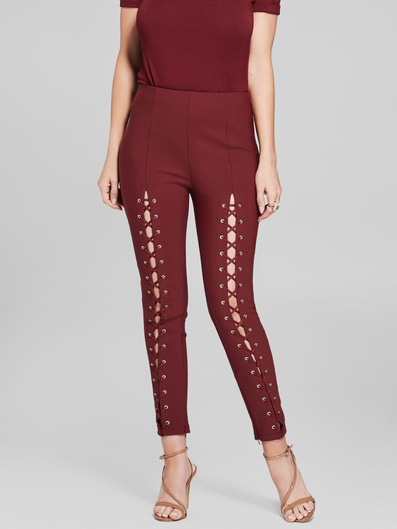 Ygritte Lace-up Pant