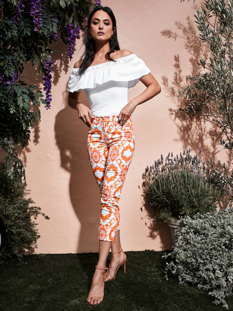 Picture Perfect Printed Pant