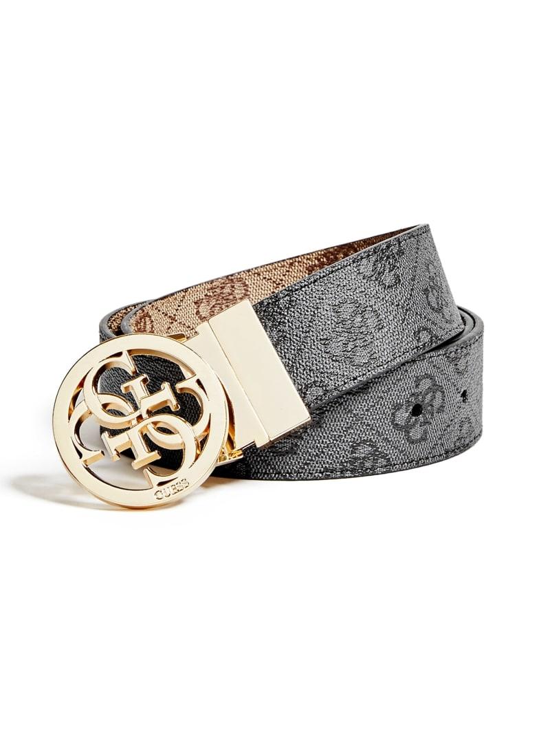 Reversible Quattro G Signature Belt