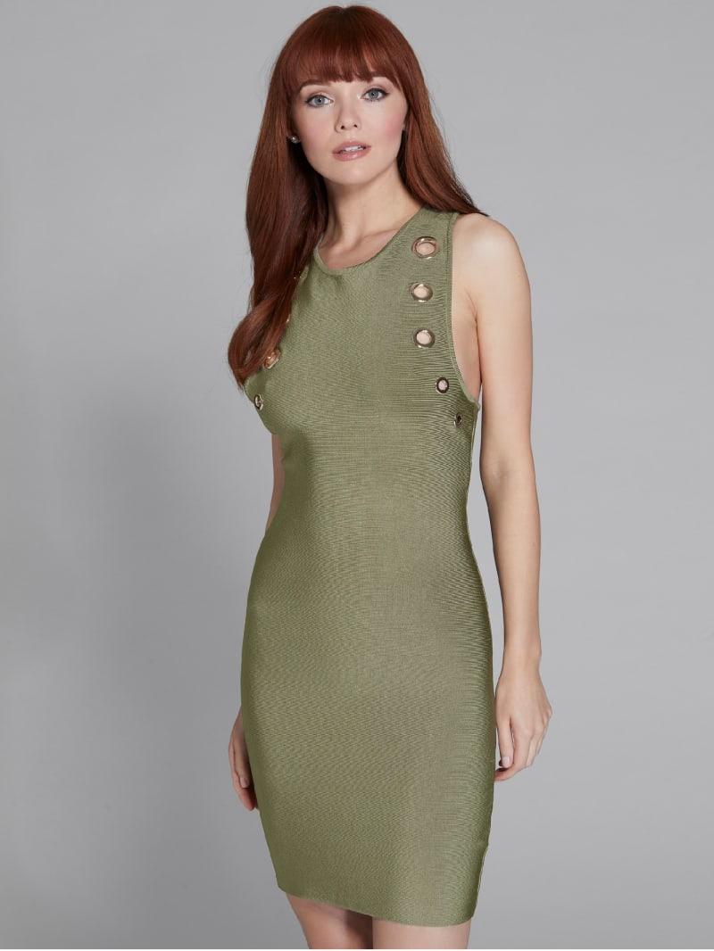 Felicity Sleeveless Bandage Dress