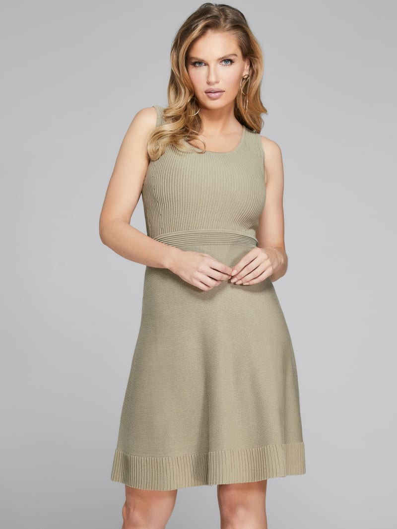 Nelle Knit Shift Dress