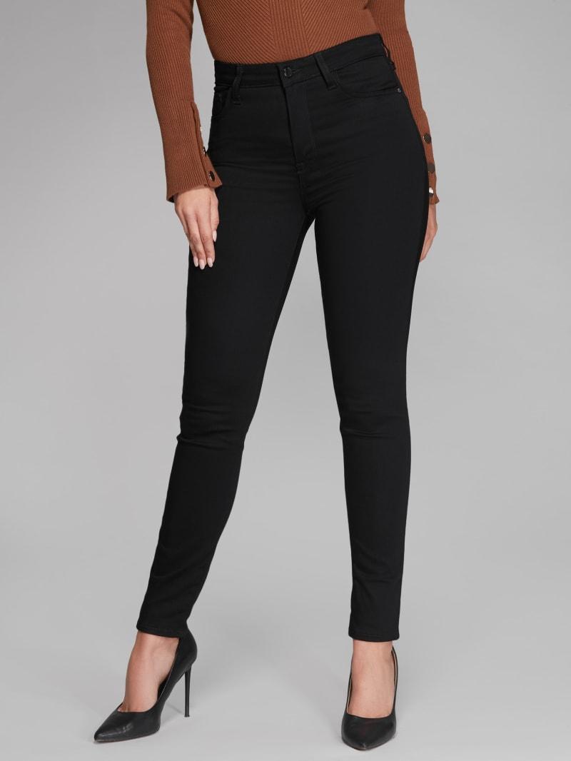 High-Rise No.97 Stiletto Jean