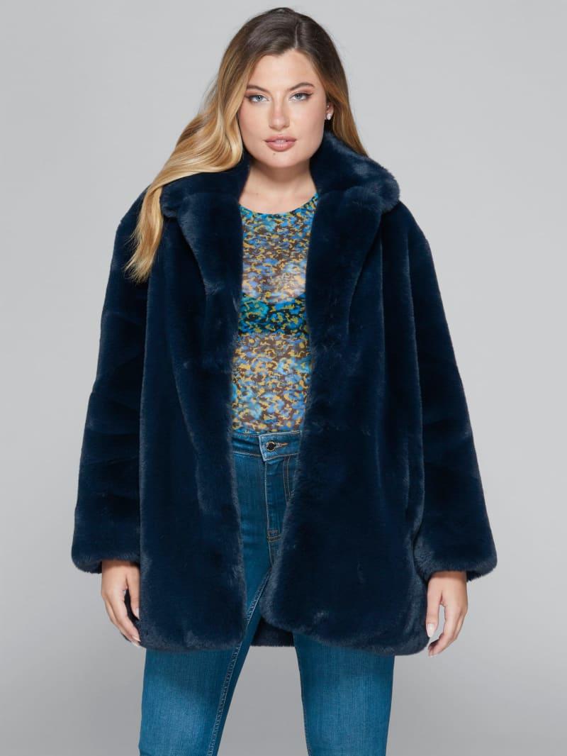 Toki EcoFur Short Coat
