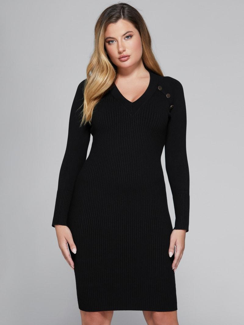 Barbi Sweater Short Dress